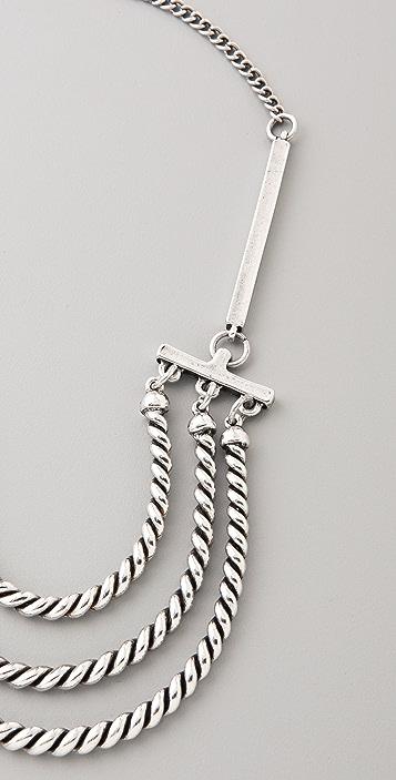 FELIKS+ADRIK Rope Necklace