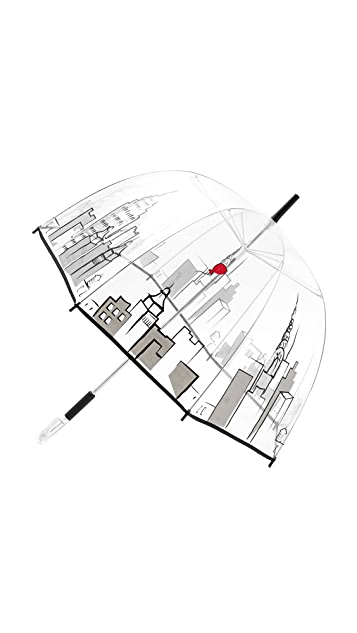 Felix Rey Cityscape Bubble Umbrella