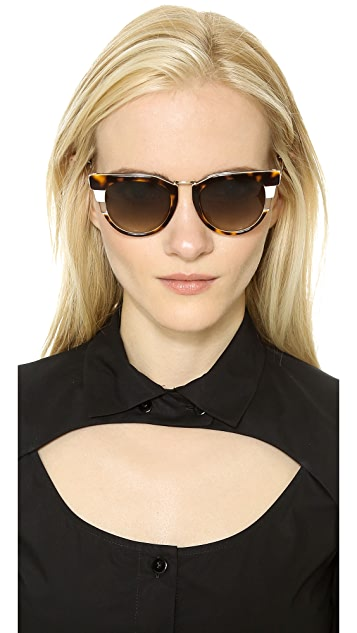 Fendi Bold Sunglasses