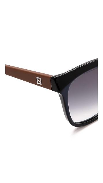 Fendi Classic Sunglasses