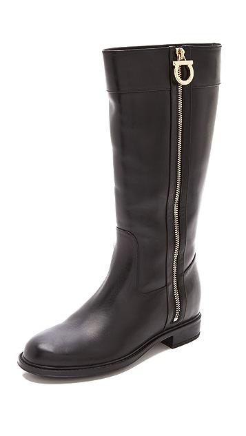 Salvatore Ferragamo Tresha Boots