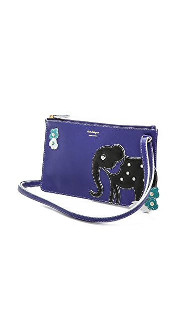 Salvatore Ferragamo Elephant Mini Bag