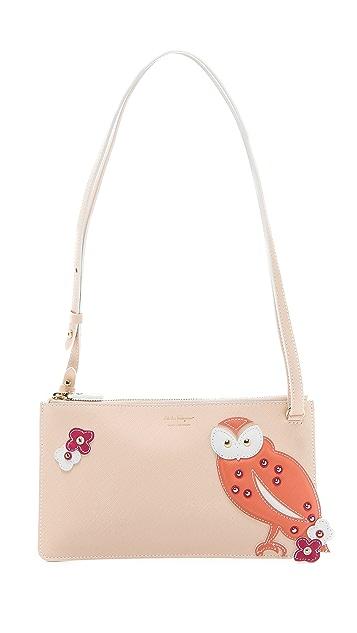 Salvatore Ferragamo Owl Mini Bag