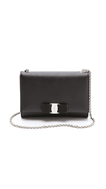 Salvatore Ferragamo Miss Vara Cross Body Bag  f89208b2595f6