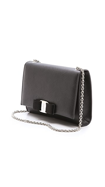 ... Salvatore Ferragamo Miss Vara Cross Body Bag ... 95f7efc71efd9