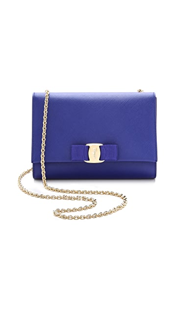 Salvatore Ferragamo Miss Vara Bow Mini Bag  f1de96599bce5