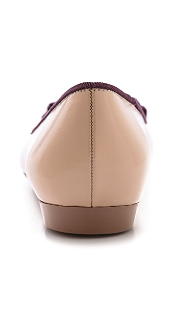 Salvatore Ferragamo My Knot Ballet Flats