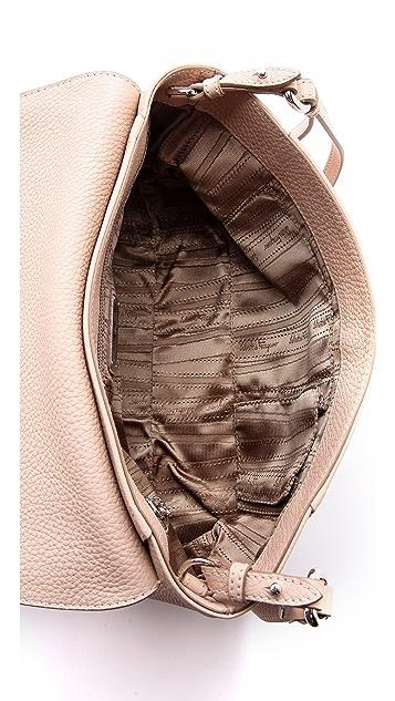 Salvatore Ferragamo Abbey Shoulder Bag