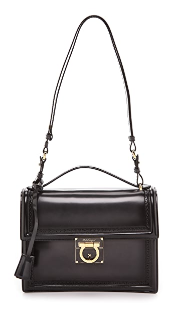 05b9bf1500 Salvatore Ferragamo Marisol Shoulder Bag