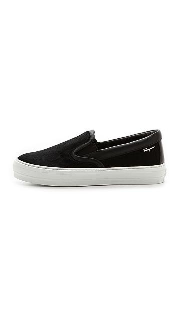 Salvatore Ferragamo Pacau 2 Sneakers