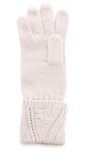 Salvatore Ferragamo Knit Gloves