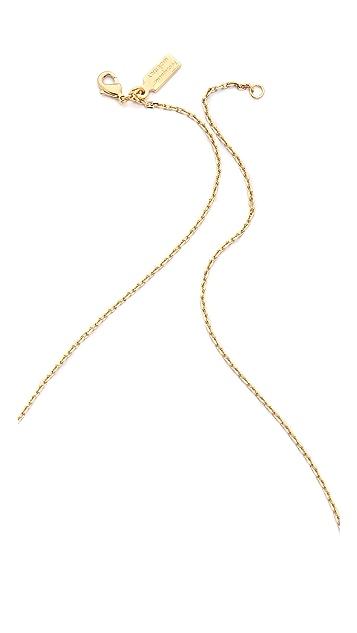 Salvatore Ferragamo Fusion Lariat Necklace