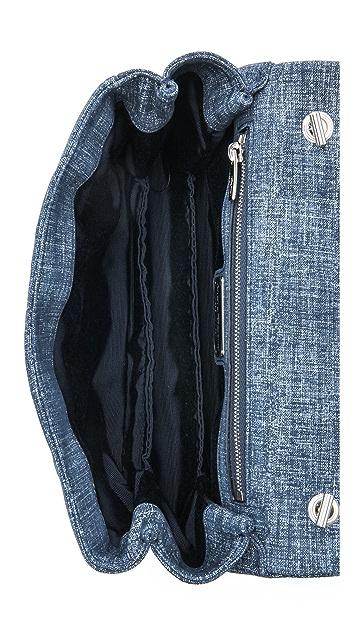 Salvatore Ferragamo Gelly Quilted Shoulder Bag