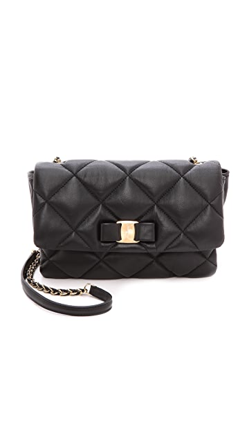 Salvatore Ferragamo Gelly Shoulder Bag