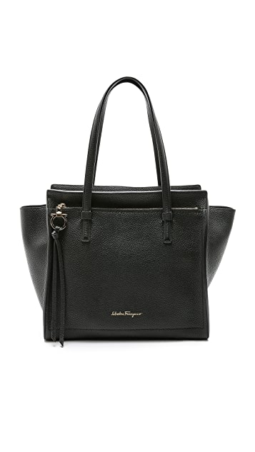Salvatore Ferragamo Amy 手提袋