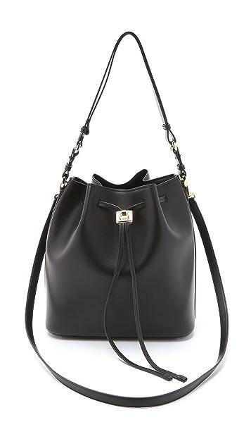 Salvatore Ferragamo Sansy Bucket Bag   SHOPBOP 63a1679314