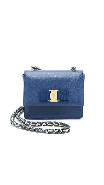 17287cf0aa3 Salvatore Ferragamo Mini Ginny Bag