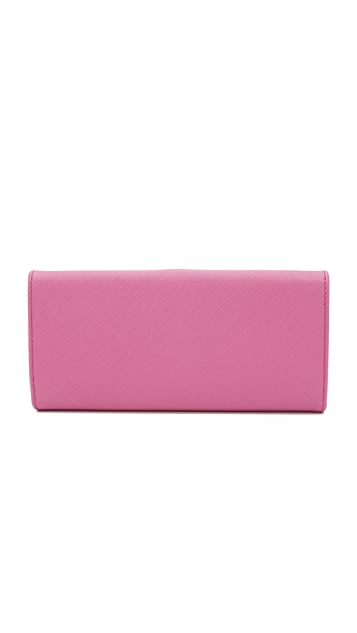 Salvatore Ferragamo Miss Vara Long Wallet