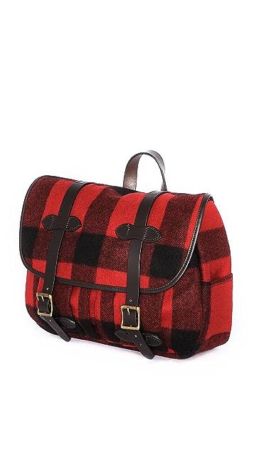 Filson Wool Medium Field Bag