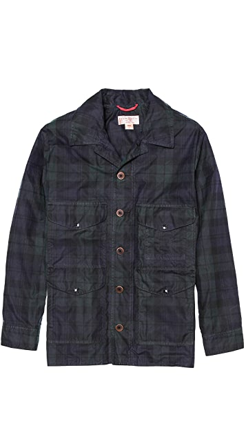 Filson Guide Fit Cruiser Jacket