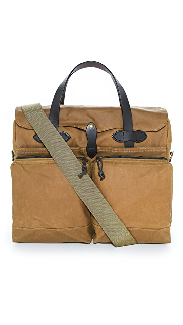 Filson 72 Hour Tin Briefcase