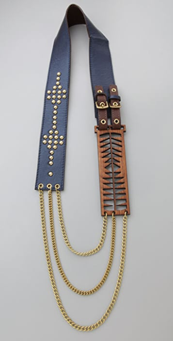 Fiona Paxton Iris Necklace / Belt