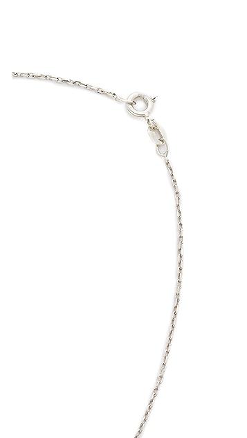 Fayt Jewelry Large Thunderbird Necklace