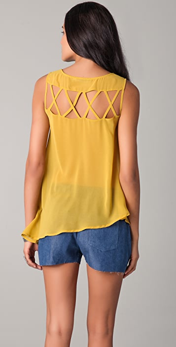 findersKEEPERS Lady Stardust Top