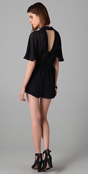 findersKEEPERS Lonely Tonight Romper