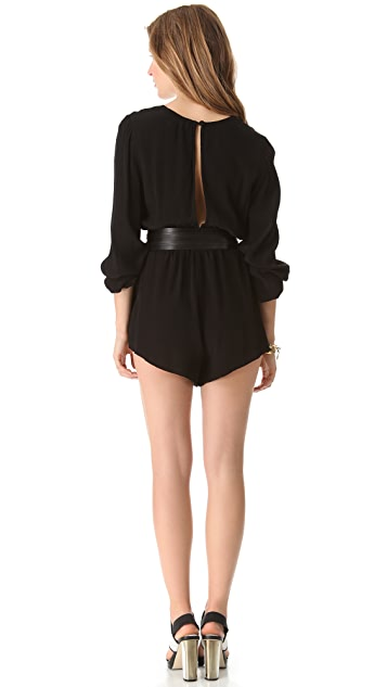 findersKEEPERS Stronger Than Me Playsuit