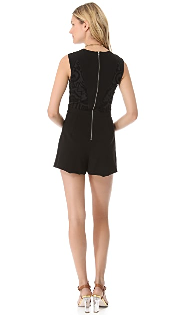 findersKEEPERS Tiny Dancer Playsuit