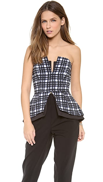 findersKEEPERS Middle of Nowhere Bustier Top