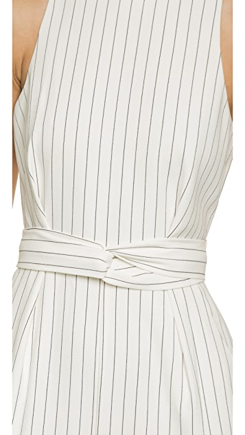 findersKEEPERS As You Are Twist Long Jumpsuit