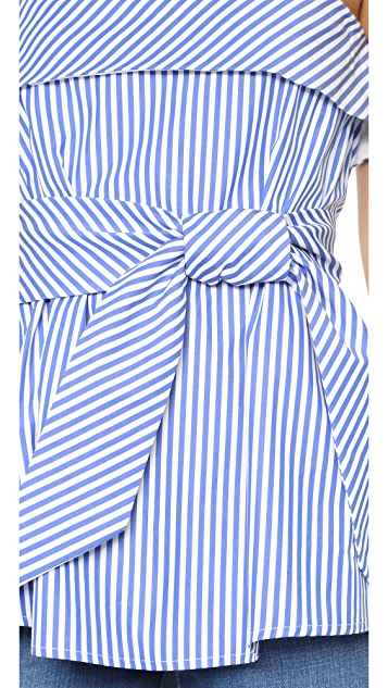 findersKEEPERS Blow Your Mind Stripe Top