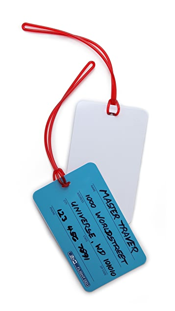 Flight 001 Tag Your Tag Set
