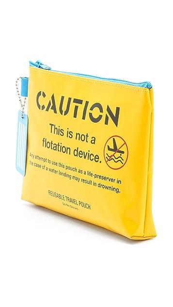 Flight 001 Caution Pouch