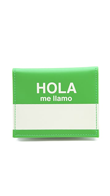 Flight 001 Hola Card Case