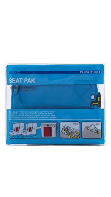 Flight 001 F1 Seat Pack