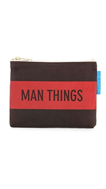 Flight 001 Man Things Pouch