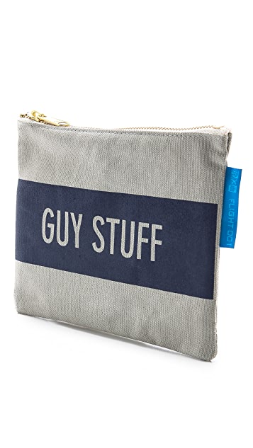 Flight 001 Guy Stuff Pouch