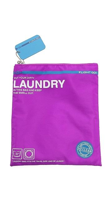 Flight 001 F1 Go Clean Laundry Bag