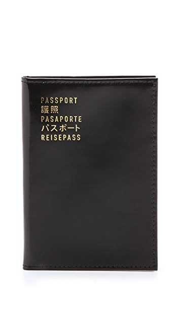 Flight 001 Passport Cover