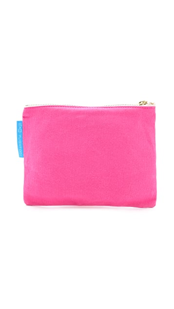Flight 001 Journey Endlessly Pouch
