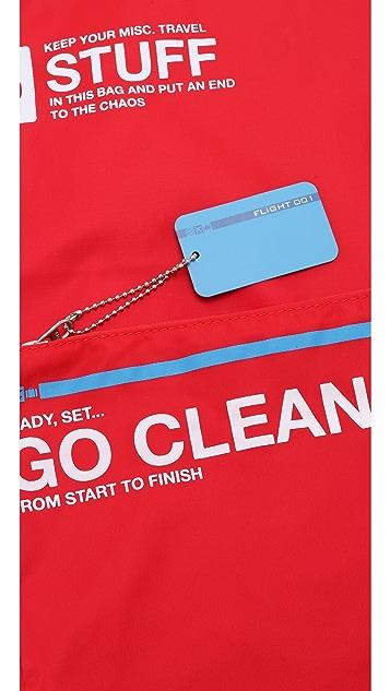 Flight 001 Go Clean Set