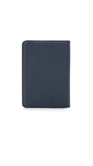 Flight 001 Correspondent Passport Holder