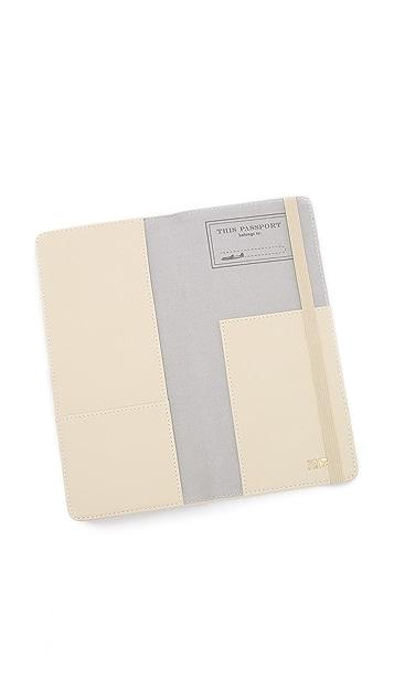 Flight 001 Correspondent Document Holder