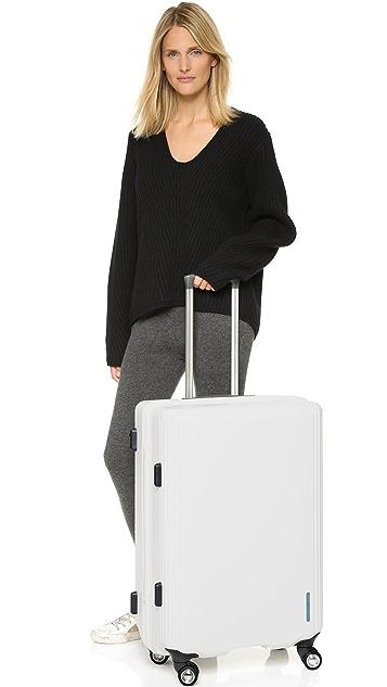 Flight 001 Dash Check In Suitcase