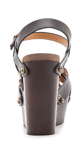 Flogg Liliana Wedge Sandals
