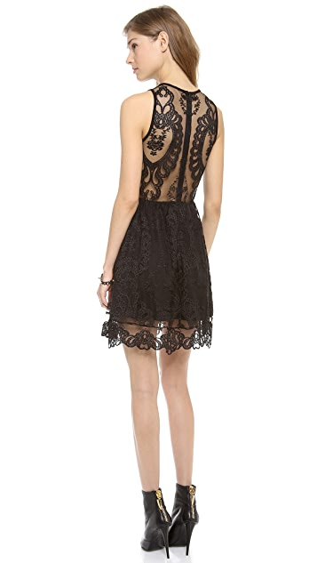 For Love & Lemons Lulu Lace Dress