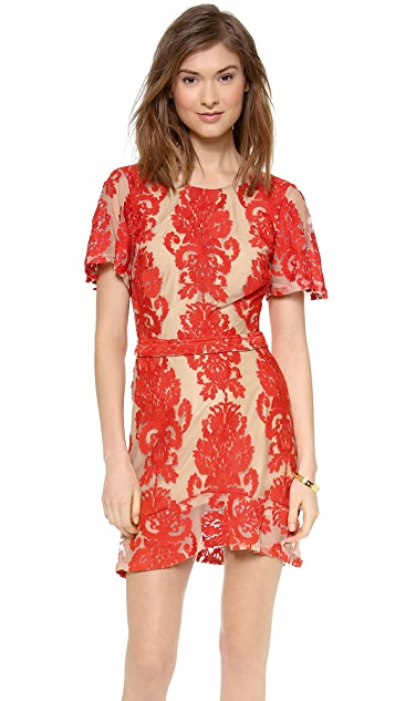 f3a38a4e89e For Love & Lemons San Marcos Mini Dress | SHOPBOP
